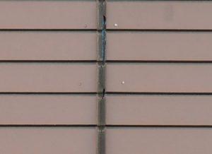 外壁塗装工事 2色分け
