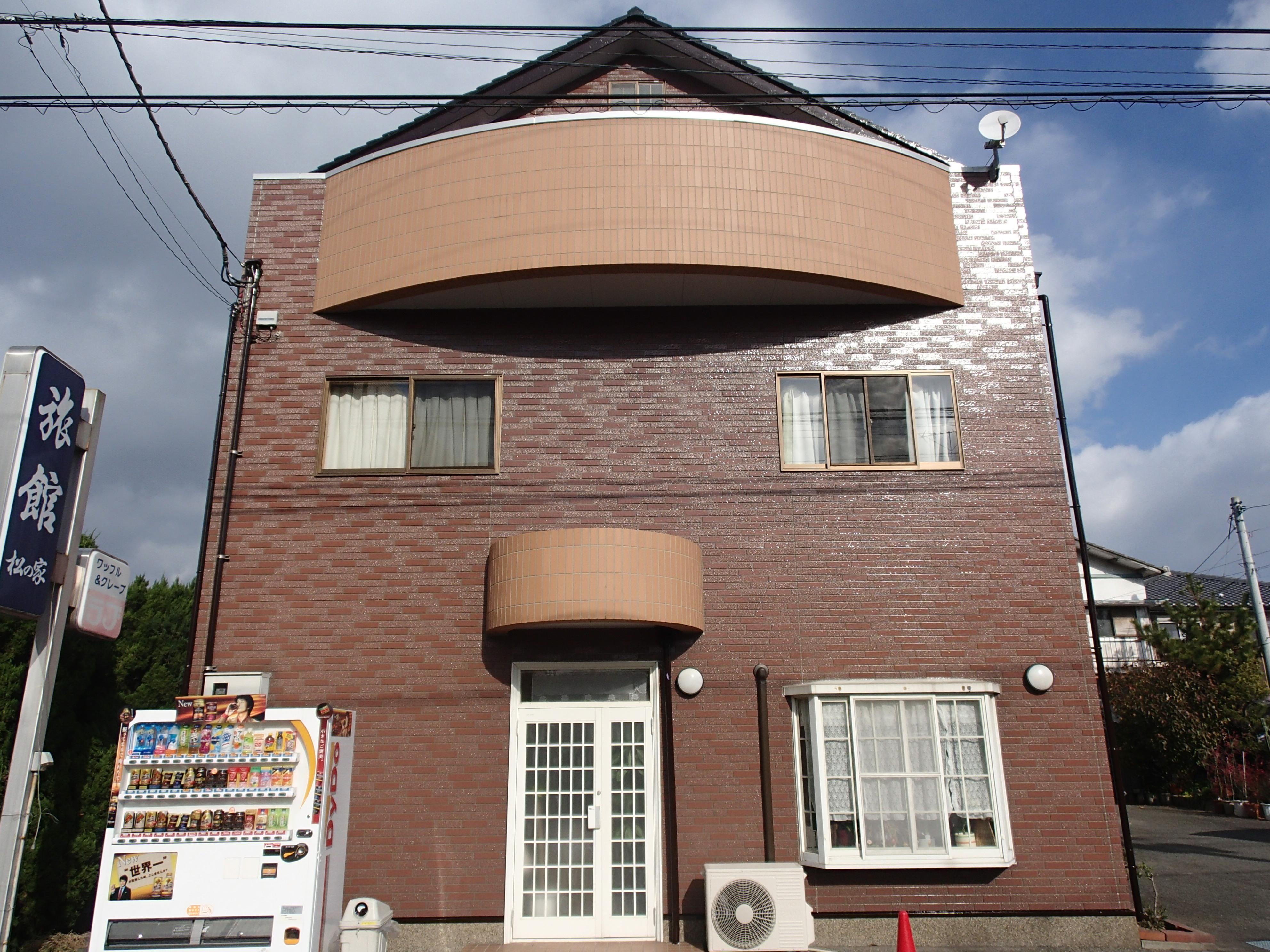 外壁塗装工事 徳島