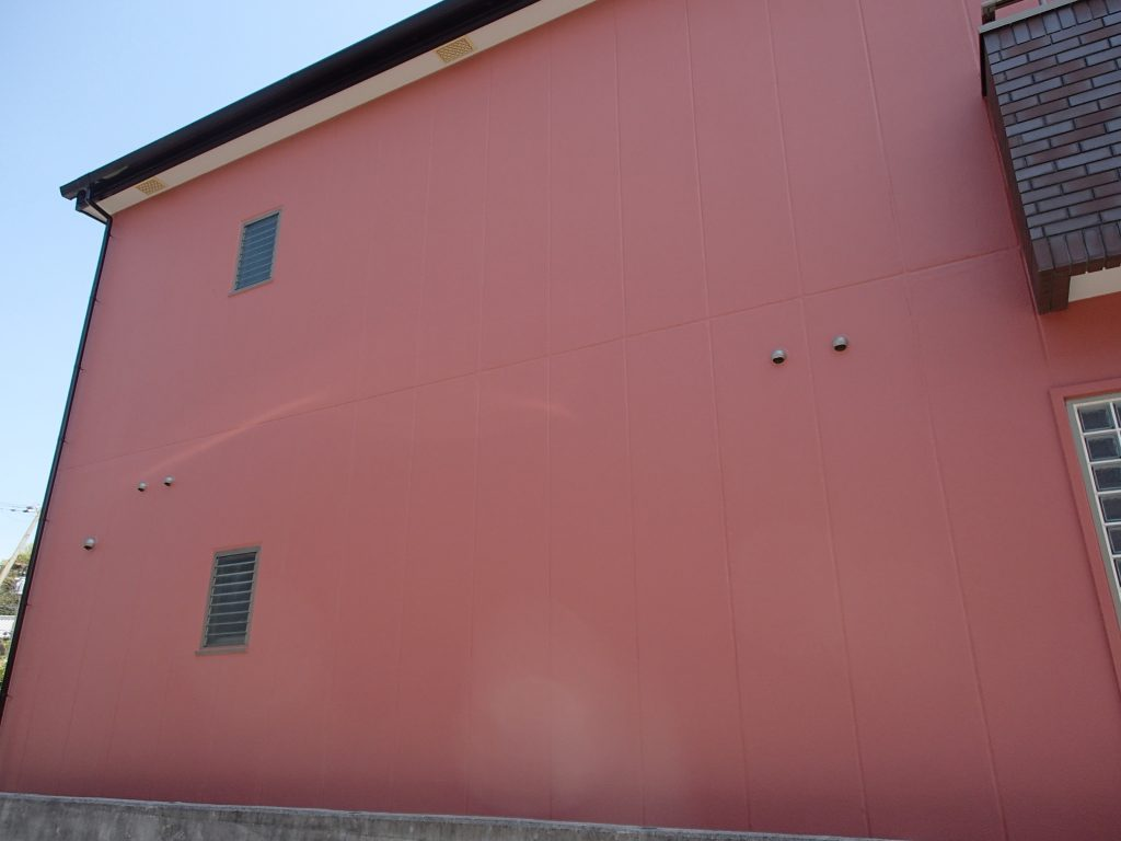 外壁塗装工事 洲本市