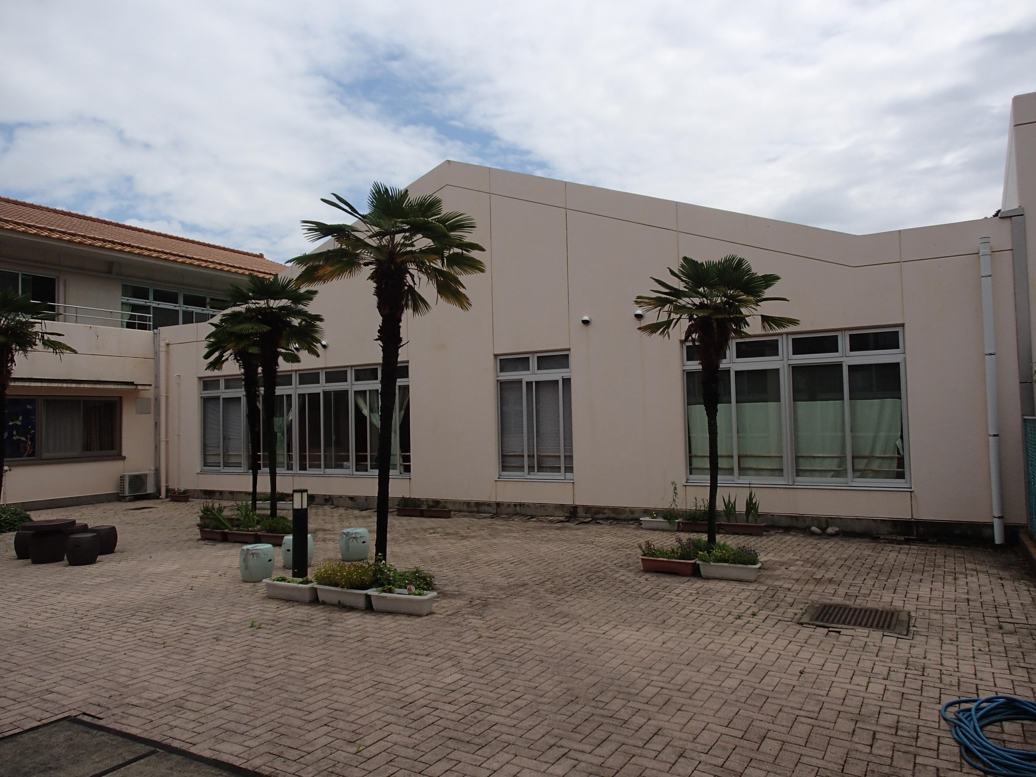 外壁塗装 施工前 徳島
