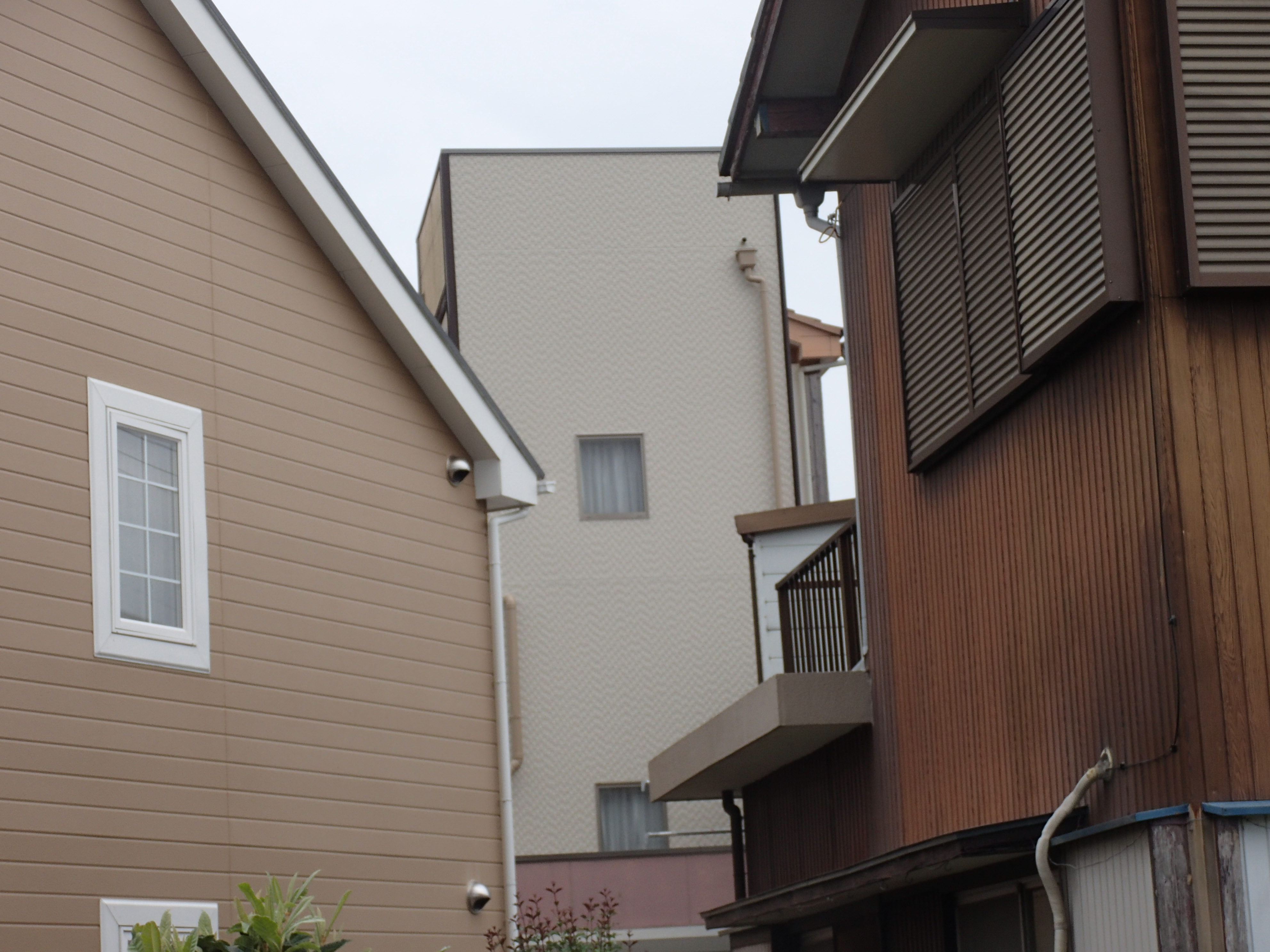 外壁工事 施工後 徳島
